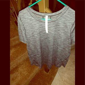 Lululemon workout T-shirt size 12 large